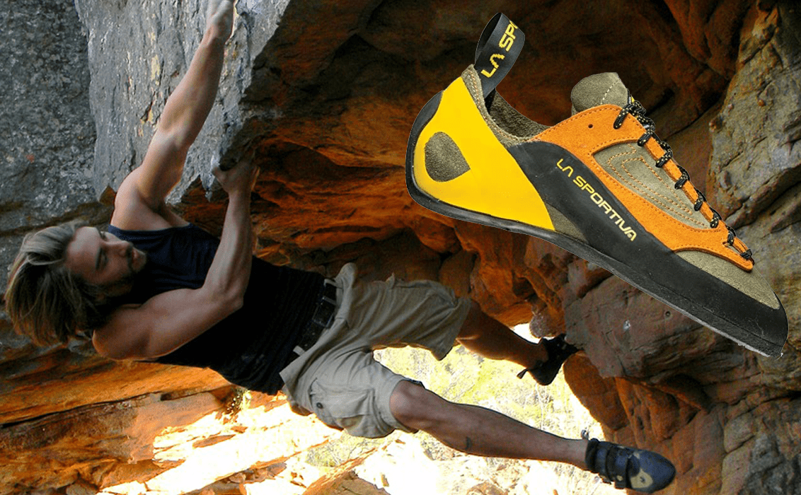 Climbing shoes for beginners 2020