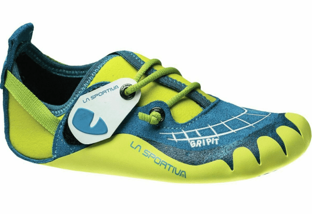 La sportiva climbing shoes for kids