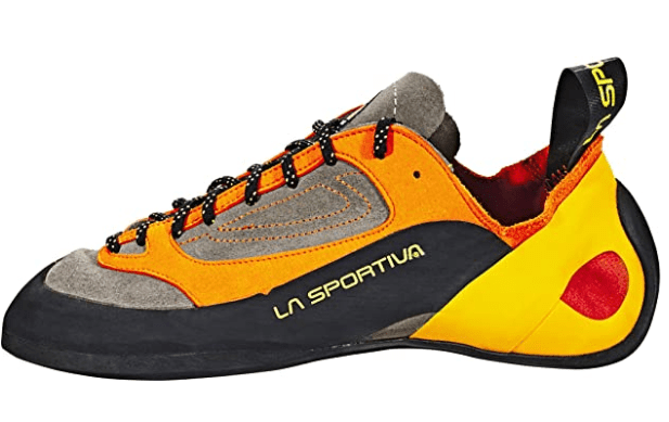 La Sportiva shoes for good climb