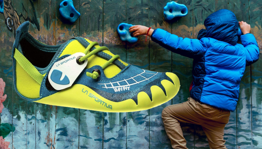 Kids Rock Climbing Shoes