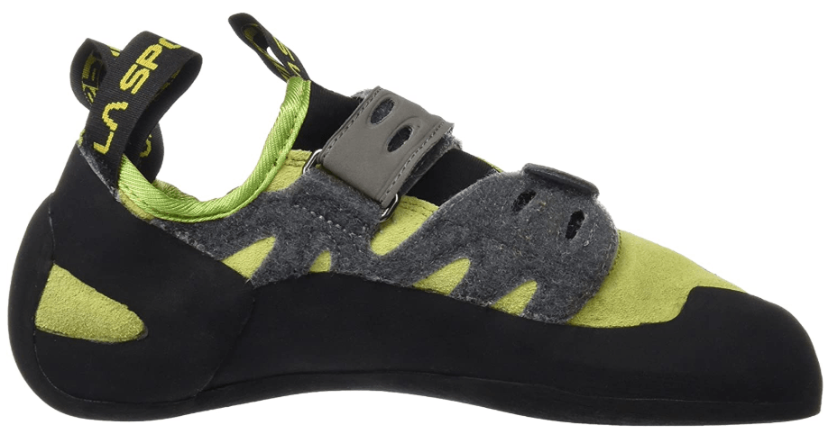 comfortable shoes for rock climbing beginners