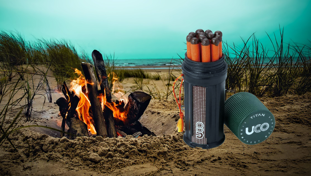 top brands stormproof and windproof matches 2020